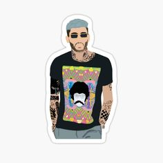 Homemade Stickers, Food Stickers, Laptop Stickers, Funny Stickers, Custom Stickers, Imprimibles One Direction, One Direction Jokes, Desenhos One Direction, Zayn Malik Pics