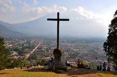 Antigua Guatemala serves as the municipal seat for the surrounding municipality of the same name. Description from mobilytrip.com. I searched for this on bing.com/images