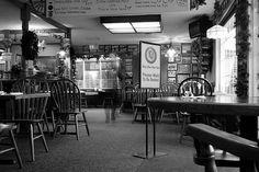 ????ghost in local pub