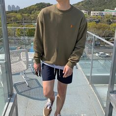 """""""Simple outfit ideas that mostly been loved by girls for a guy🥺"""" Summer Outfits Men, Stylish Mens Outfits, Casual Outfits, Fashion Outfits, Mode Streetwear, Streetwear Fashion, Retro Outfits, Short Outfits, Asian Men Fashion"""