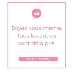 Citation d'Oscar Wilde