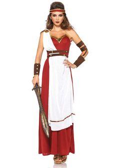 Leg Avenue Spartan Goddess Costume #Roman #Warrior #Queen