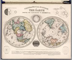 The Stunning Early Infographics and Maps of the 1800s | Atlas Obscura