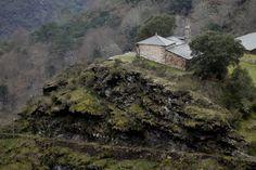 Mirador de Arexo -A Fonsagrada - Lugo