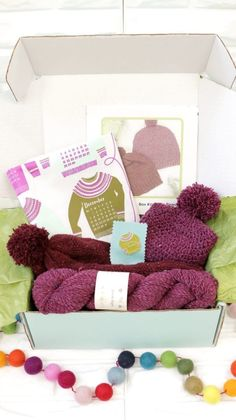 YarnYAY! Subscription Boxes by Vickie Howell