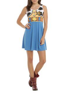 Disney Toy Story Woody Costume Dress