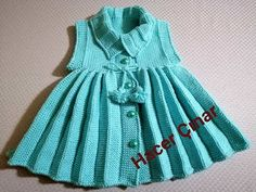 AKARDİYON YELEK 1 BÖLÜM knitted vest and cardigan - YouTube Crochet Baby Sweaters, Crochet Baby Clothes, Knit Vest, Crochet Videos, Baby Knitting Patterns, Summer Dresses, Skirts, Canada, Youtube