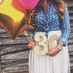 With my 30th Birthday just around the corner… here's a sneak peek of what just happend with  Amber Dixon Photography!!🎈🎈 xoxo- Lynsie