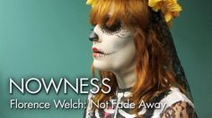"""Florence Welch in """"Not Fade Away"""" by Tabitha Denholm"""