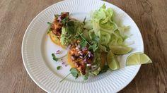 Gorditas med guacamole og hot kylling |  TV2 Go' appetit