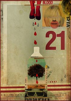 Botellia Vintage  N21 by Ösorojo, via Flickr