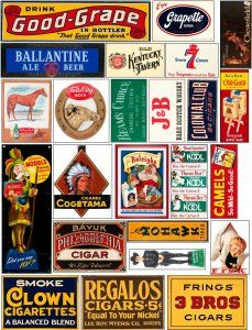 Ho Scale Train Layout, Model Train Layouts, Vintage Labels, Vintage Ads, Scenic Wallpaper, Christmas Train, Historical Artifacts, Old Signs, Advertising Poster