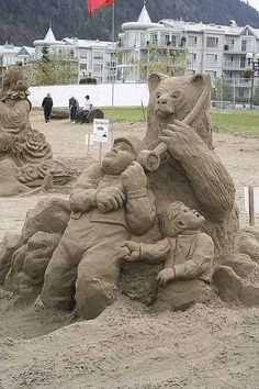 Sand Art Competition