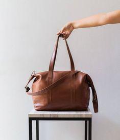 933db1c0b3 RAI - Tobacco weekender bag