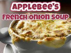 Applebee's Baked French Onion Soup