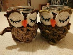 Когда друзьям нравятся твои подарки   #подарок #милота #совушки #приятности #cute #owl #handmade