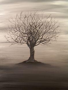 Acrylic painting!