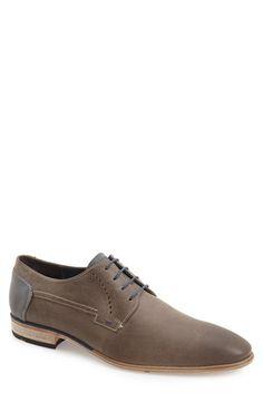 'Doncaster' Plain Toe Derby (Men)