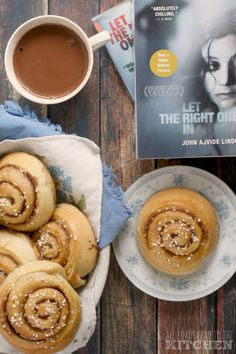 Swedish Cinnamon Buns (Kanelbullar) | Let the Right One In
