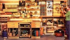 Modular Garage Storage Plans - Workshop Solutions Projects, Tips and Tricks   WoodArchivist.com