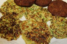 Sandy's Kitchen: Zucchini Hash Browns