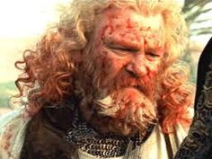 Retro Brit: Raynald of Châtillon 1125 - 1187 - Why Wolf of Kerak was a Mad Holy Land Crusader Empire Characters, Brendan Gleeson, Kingdom Of Heaven, Holy Land, Hair And Beard Styles, Historical Fiction, Character Inspiration, Holi, Science Fiction