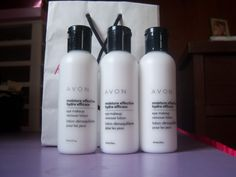 Avon Hit's and Misses. The best Makeup Remover you may ever try.