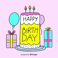 Happy Birthday Wishes For A Friend, Happy Birthday For Him, Birthday Wishes Quotes, Happy Birthday Images, Birthday Greetings, Happy B Day, Happy Mothers Day, Hbd Quotes, Birthday Wallpaper