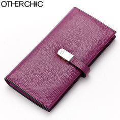 Special price Women Wallets Slim European Long Wallet Purse Female Wallets Woman Money Clip Genuine Leather Purse Women's Wallet  Purses 8006 just only $15.48 with free shipping worldwide  #womanwallets Plese click on picture to see our special price for you