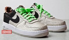 Nike Air Force 1 Low MORTAR WOVEN