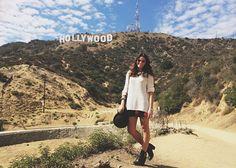 Dica de viagem: o roteiro de Bruna Marquezine para curtir Los Angeles e arredores!