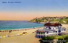 Balneario de Igeretxe y playa de Ereaga (ref. SN01778)