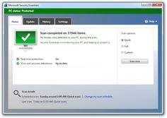 Why Microsoft Security Essentials is Among the Best Free Antivirus Programs: Microsoft Security Essentials