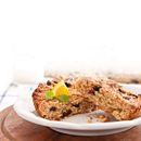 Šťavnaté flapjacky -     Tento recept je vyzkoušený v restauraci Country Life v Praze a připravil je pro vás šéfkuchař Petr Klíma.        přibližně 16 kousků  35 minut + chladnutí    Potřebujeme:  200 g biomásla 200 g třtinového
