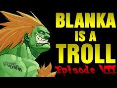 Blanka O Troll #07 http://www.ativando.com.br/videos/blanka-o-troll-07/