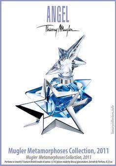 Angel Parfum, Angel Fragrance, Fragrance Parfum, Fragrances, Blue Perfume, Perfume Bottles, Thierry Mugler Angel Perfume, Couture Perfume, Perfume Collection