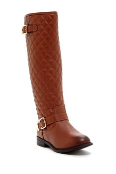 Carrini Marena Quilted Boot by Carrini on @HauteLook