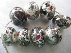 stoursglass  Lampwork Glass Beads by stoursglass on Etsy, $20.00