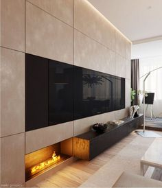 72 Amazing Modern Apartment Living Room Decorating Ideas #apartment #livingroomdecor #livingroomdecoratingideas