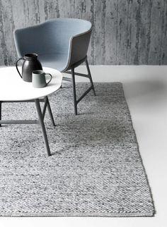 Dywan Sirius Metal - Linie Design - szary metaliczny - wełniany - Najlepsze Koce, narzuty do sypialni oraz dywany w sieci. Vellahome.pl