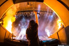 Watch The Official Two-Hour Video Of Skrillex Destroying Red Rocks | Your EDM