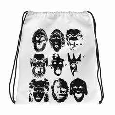 Tragedy - Drawstring Bag