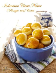 Do you look for perfect cookie recipe? well, you found it.  #Nastar Klasik / Indonesian classic pineapple tarts cookies