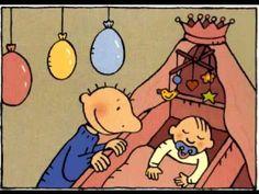 Boone Yves - Jules - DE DIKKE BUIK VAN JULES (geboorte baby)