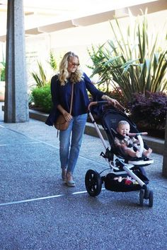 Quinny Moodd Stroller | Rachel Zoe Quinny Stroller | Mom Style