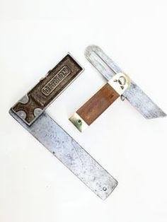 Esquadro e Suta Henrry Disston - Wood Tools