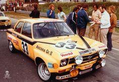 Opel ascona a Steinmetz
