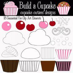 build a cupcake - bjl