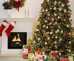 Как красиво украсить елку на Новый год 2013