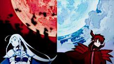 The Hero and the Devil (Emilia and Maou) - Hataraku Maou-Sama